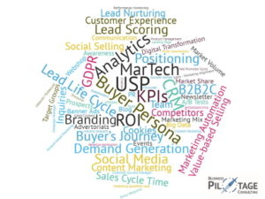 Marketing Sales BD Buzz Words